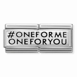 Монополия | Звено двойное CLASSIC «ONE FOR ME ONE FOR YOU»